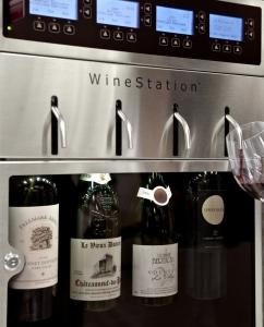 Wine Dispensing System WineStation 3.0