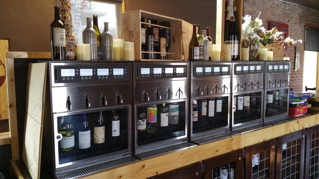 Della Viti - WineStation - NapaTechnology.com