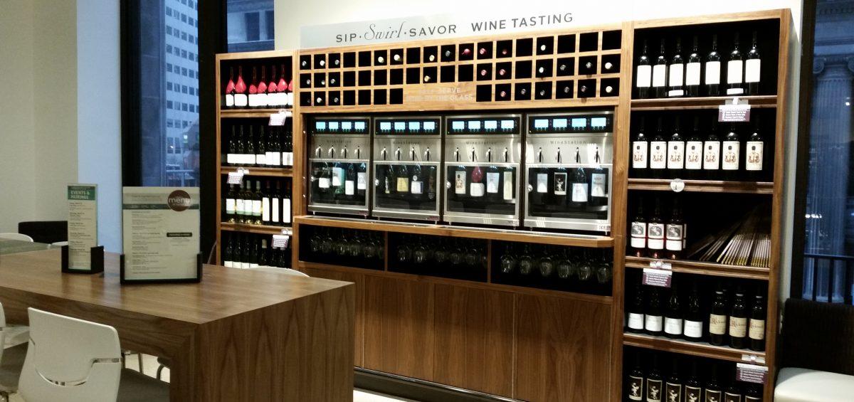 Heinens - Cleveland - WineStation - NapaTechnology.com