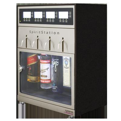 SpiritStation - NapaTechnology.com - Spirit Dispensing System