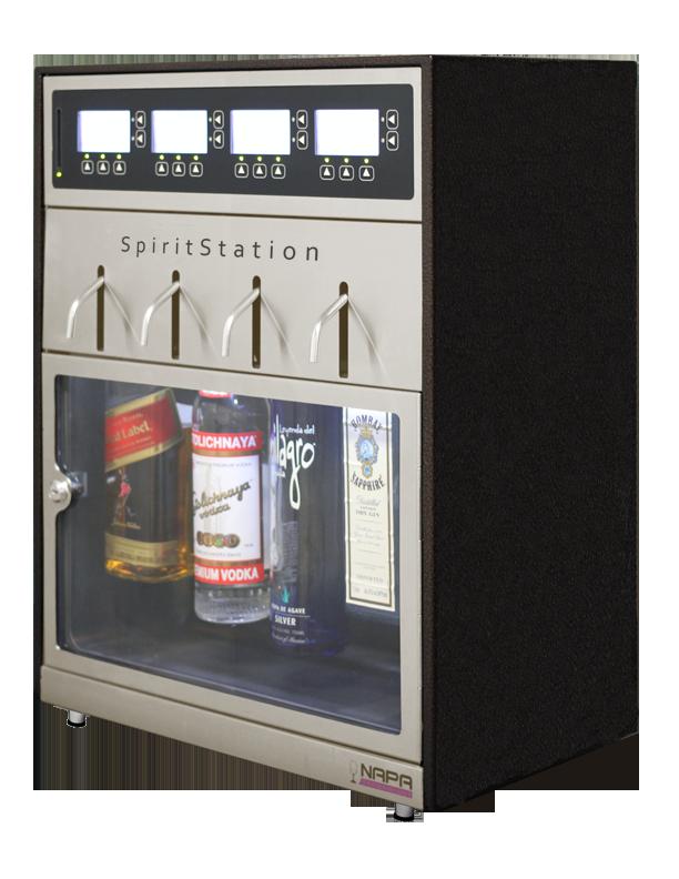 The SpitiStation - WineStation - NapaTechnology.com