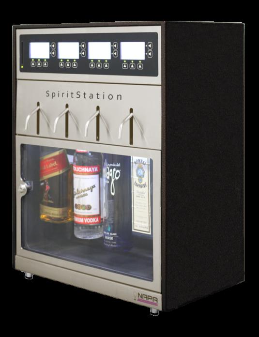 SpiritStation by Napa Technology - WineStation - NapaTechnology.com