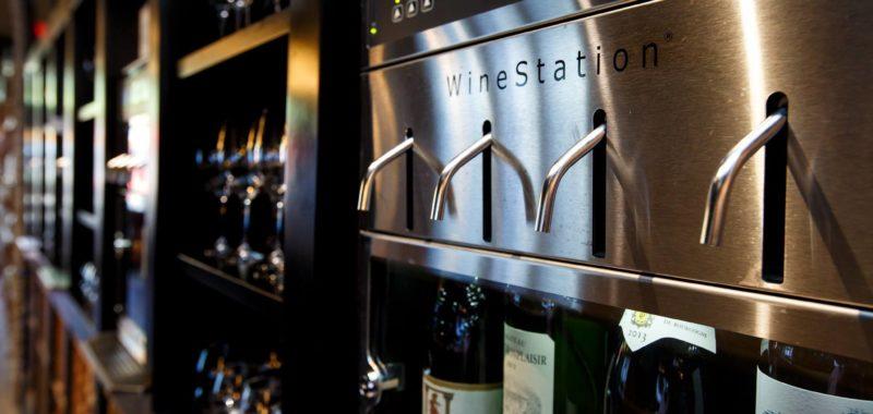 The Purest Preservation: WineGas™ - Napa Technology WineStation