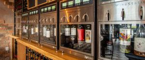 Napa Technology Self-Service Wine Bar